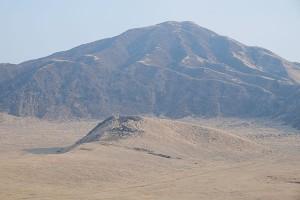 草千里中央の丘「駒立」