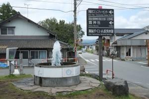 熊本地震後の「阿蘇やくいん原湧水群」