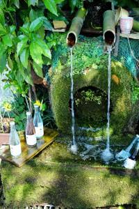 金脈の泉(きんみゃくのいずみ)[宮地湧水群]