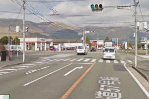 赤水ミルクロード左折[国道57号線→県道23号線]