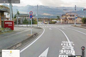 中松の交差点【県道39号線】