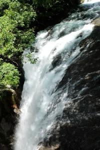 戻った透明度の高い渓流[菊池渓谷]