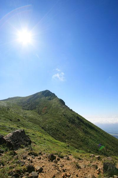 久住山[熊本地震前]