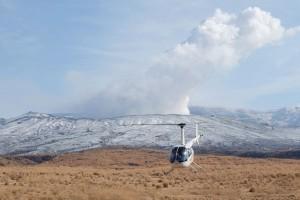 阿蘇遊覧飛行ヘリコプター〈規制解除:2016年12月24日〉