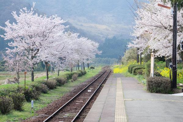 長陽駅[南阿蘇鉄道] | あそロ...