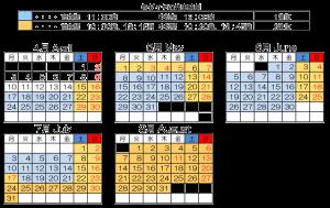 マンガよせがき・トロッコ列車 運行期間[南阿蘇鉄道]