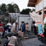 2017年2月3日現在:節分祭[阿蘇神社]