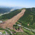 阿蘇大橋の崩落『なつなぐ!』熊本地震 被災画像