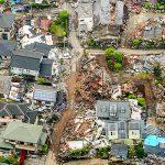 震度7をうけた益城町『なつなぐ!』熊本地震 被災画像