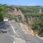 阿蘇立野の道路崩壊『なつなぐ!』熊本地震 被災画像