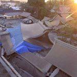 倒壊した阿蘇神社『なつなぐ!』熊本地震 被災画像