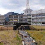 ロビン像 設置場所:旧東海大学阿蘇キャンパス[熊本 ワンピース銅像]