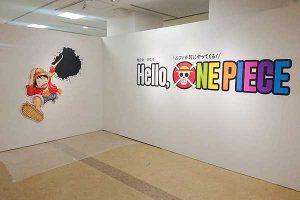 Hello, ONE PIECE 熊本[ワンピース像 イベント開催]