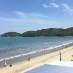 深江海水浴場[きれいな福岡 白浜ビーチ]