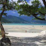 蛤浜海水浴場[きれいな長崎 白浜ビーチ]