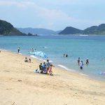 波津海水浴場[きれいな福岡 白浜ビーチ]