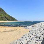 姫島海水浴場[きれいな大分 白浜ビーチ]