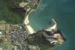 本渡海水浴場[きれいな熊本 白浜ビーチ]