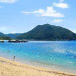 一湊海水浴場[きれいな鹿児島 白浜ビーチ]