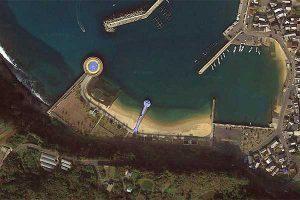 小友浜海水浴場(キャランコビーチ)[きれいな佐賀 白浜ビーチ]