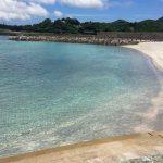 小浦海水浴場[きれいな長崎 白浜ビーチ]