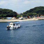 黒島キャンプ海水浴場[きれいな大分 白浜ビーチ]
