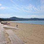 西の浜海水浴場[きれいな佐賀 白浜ビーチ]