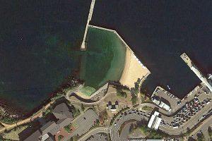 桜島レインボービーチ[きれいな鹿児島 白浜ビーチ]
