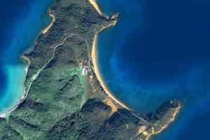 スリ浜海水浴場[きれいな鹿児島 白浜ビーチ]