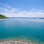 諏訪海水浴場・諏訪公園キャンプ場[きれいな熊本 白浜ビーチ]