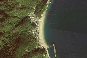 高浜海水浴場[きれいな大分 白浜ビーチ]
