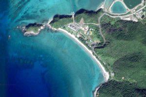 ヤドリ浜自然海水浴場[きれいな鹿児島 白浜ビーチ]